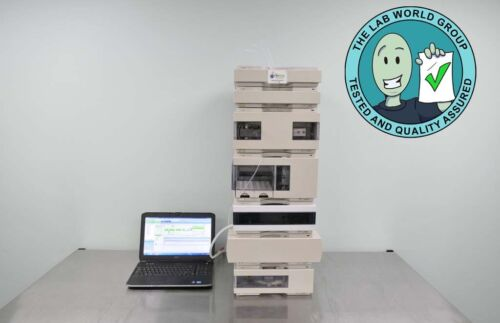 Agilent 1100 HPLC Chromatography with System Validation with Warranty SEE VIDEO