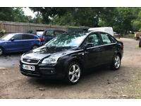 Ford focus Ghia for sale, leather interior, service history, MOT, drives perfect.