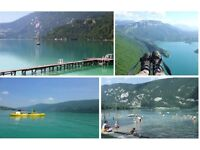 MobilHome FRANCE Savoie Parapente Canoe Kayak Paddle