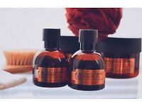 The Body Shop Massage Oils worth £28!!