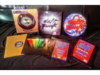 DAFT PUNK / STARDUST VINYL 12'' SINGLES RECORDS COLLECTION