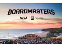 Boardmasters 2018 ticket