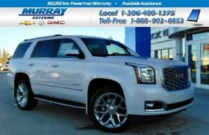 2018 GMC Yukon *Heated/cooled seats *Heated rear seats *22in whe