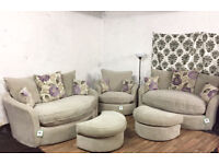 NEW SOFOLOGY SOFAS FREE DELIVERY