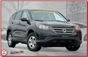 2013 Honda CR-V LX AWD GARANTIE GLOBAL BLUETOOTH