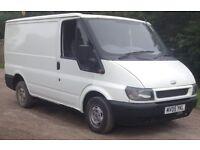 2005 Ford transit van for sale