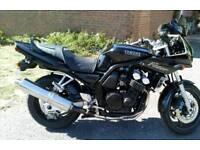 Yamaha fazer fzs 600 24237 miles