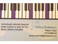 Piano Lessons - East Belfast