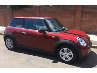 2008 AUTOMATIC MINI ONE 1.4 PANORAMIC ELECTRIC ROOF LOW INSURANCE AND TAX GROUP AUTO MINI ONE 1.4