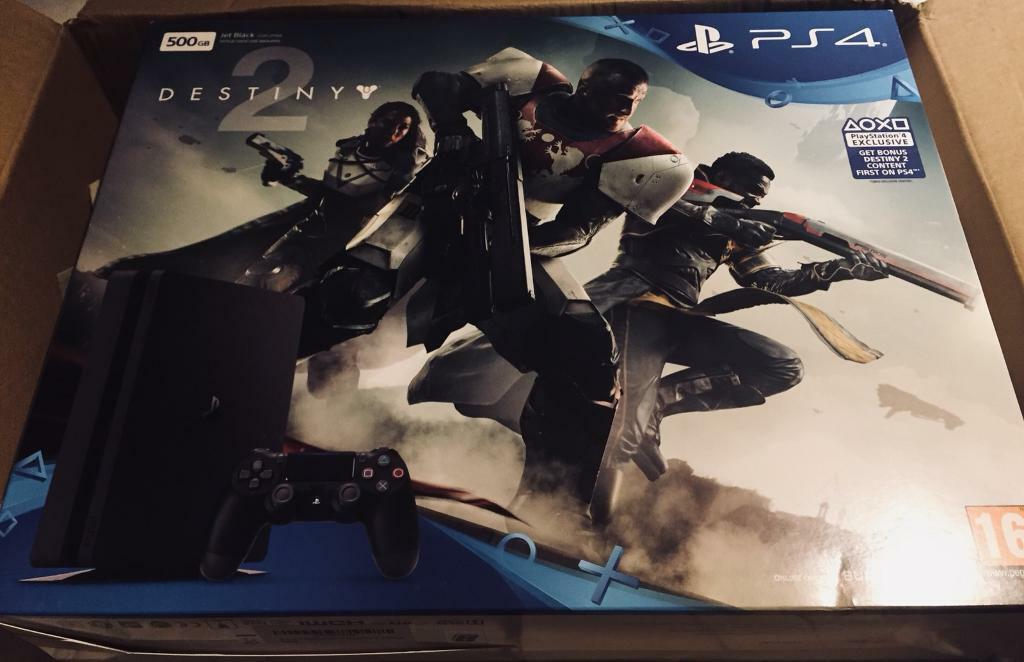 (BRAND NEW) PlayStation 4 Destiny 2 bundle | in Bournemouth, Dorset |  Gumtree