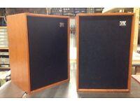 Vintage Wharfedale Denton 2 Speakers