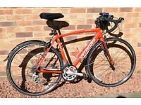 Specialized Allez Road Bicycle (size 54cm)