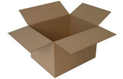 BIG Cardboard box supplied flat double wall size 27