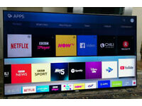 49in Samsung UE49KS8000 4K HDR 1000 QDot Smart LED TV Wi-Fi Freeview HD & FreeSat HD [NO STAND]