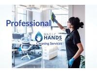 Cleaning Services: Office and Domestic Cleaning