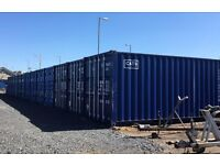 Container Storage - secure commercial or personal storage - 24/7 access & security