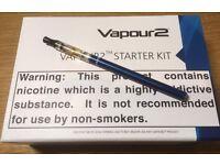 Electronic Cigarette - Vapour2 Starter Kit