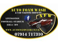 car wash staff required