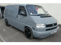 Vw t4 converted van / camper