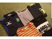 Selection of medium/small mens t shirts (superdry)