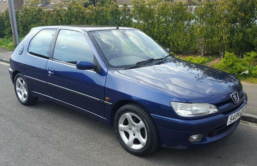 peugeot 306 1 9 d turbo s limited edition in carterton oxfordshire gumtree. Black Bedroom Furniture Sets. Home Design Ideas
