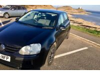 VW GOLF 1.4 Petrol 2006 (GOOD RELIABLE CAR) BARGAIN £995 (JUST BEEN REDUCED)