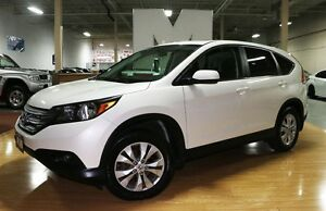 2013 Honda CR-V EX-L (A5) REAR VIEW CAM| LEATHER| SUNROOF| ALLOY