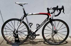 Pinarello FP3. L. Campy Record 11s. Fulcrum Racing 1. Dulwich Hill Marrickville Area Preview