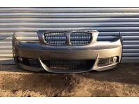 BMW 1 Series E82 E88 M SPORT Front Complete Bumper With PDC , Fog Lights , Grill