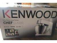 Kenwood Chef KM336 800W 4.6l Kitchen machine+mincer