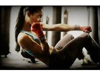 Women's boxing class - Northwich