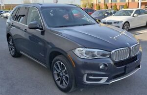 2015 BMW X5 xDrive35d DIESEL! SUPER CLEAN!