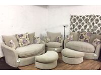 New sofology sofa set FREE DELIVERY