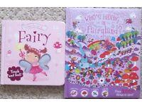 Girls books 40p - £3.50 Pre-school to High school.