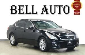 2013 Infiniti G37X LUXURY PKG BACK UP CAMERA BLUETOOTH