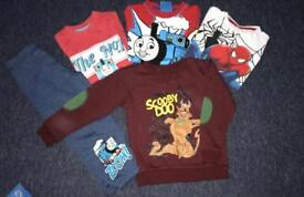 Boys character bundle of clothes 3-4 years