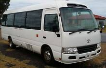 2010 TOYOTA COASTER BUS DIESEL LOW KMS MOTORHOME CAMPERVAN Adelaide CBD Adelaide City Preview