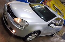 VOLKSWAGEN GOLF GT TDI 2.0 DIESEL 6 SPEED manual