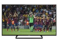 "Panasonic TX50A400 50"" LED 1080p TV with WallMount"