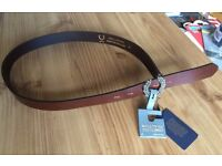Fred Perry belt. NEW!