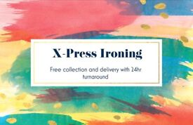 X-Press Ironing Services