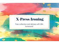 X-Press Ironing Services