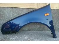 Vw golf mk4 front wing