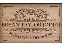 BRYAN TAYLOR JOINER available now