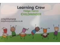 LEARNING CREW - Childminder N1