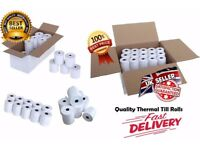 Thermal Till Rolls 57 x 40mm SPECIAL OFFER box of 20 rolls