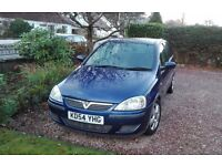 Corsa 1.2. Only 52k. Very clean for age
