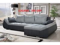 Corner sofa bed sofa bed UK STOCK 1-2 DAY DELIVERY