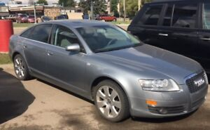 2008 Audi A6 - for parts only
