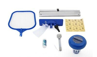 Pool And Spa Maintenance Kit for Above Ground Pools Flowclear Fast Shipping
